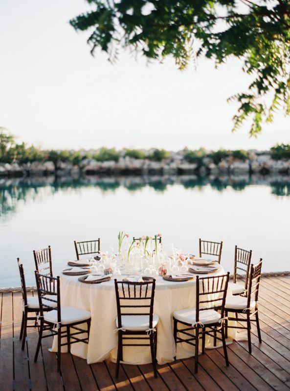 Свадьба - Романтический Тропической Свадьбы Гаити