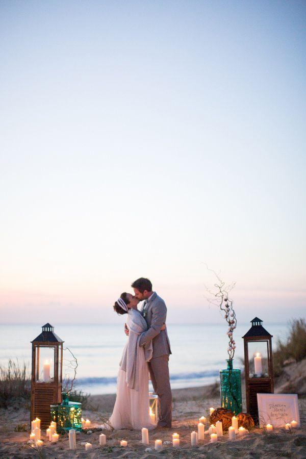 Romantic Wedding Romantic Beach Decor 2040970 Weddbook