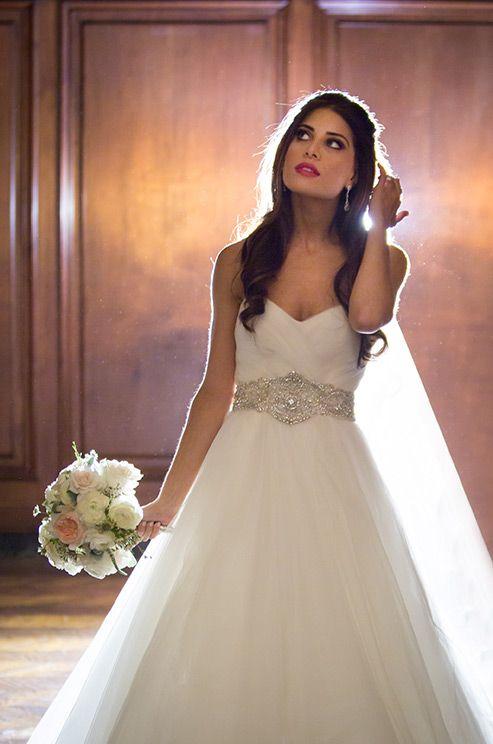 Свадьба - Макияж: Leesi B. Фото: Меган Bearder.