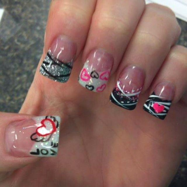 زفاف - Pin By Lisa On Cute Nails