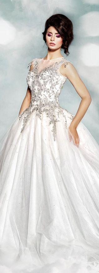 Wedding - Dar Sara Wedding Dress 2014