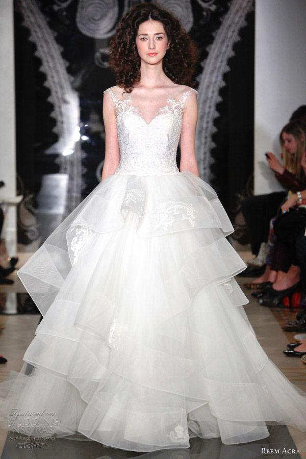 Hochzeit - Reem Acra Frühling 2014