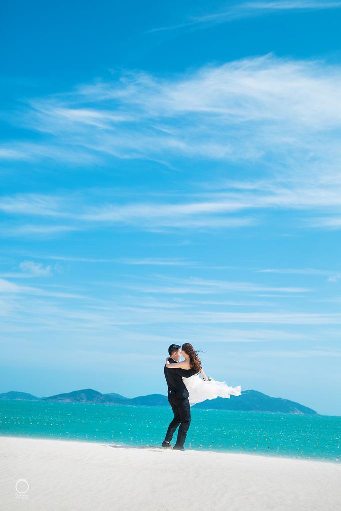 Wedding - Ảnh Cưới Đẹp - Biển Nha Trang (Bảo Châu, Duy Thanh )