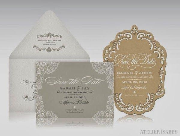 Hochzeit - Save The Date Cards