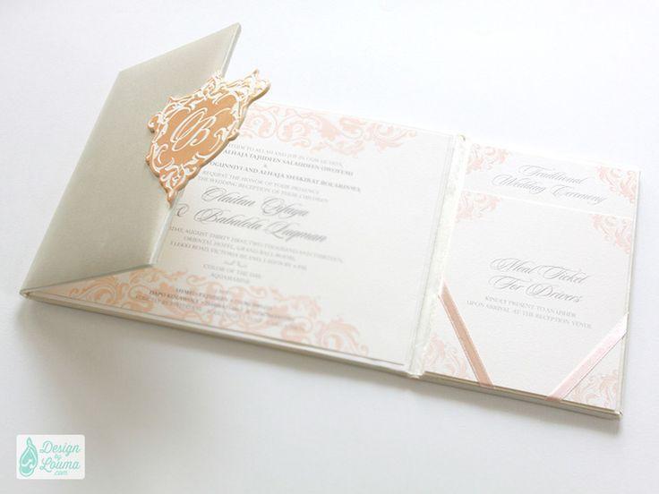 زفاف - كريم والخوخ