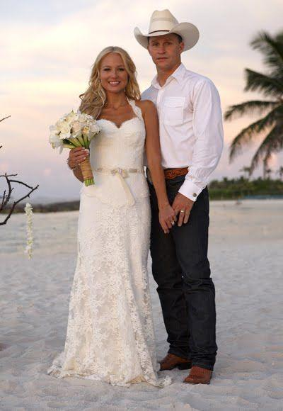 Wedding - Jewel & Ty Murray