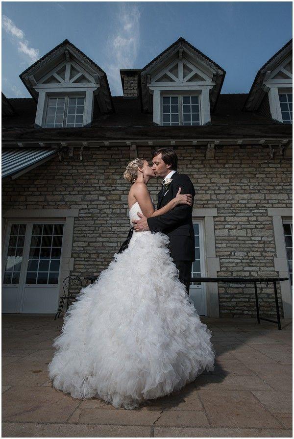 Mariage - Un Texan et un Français se marier en Bourgogne - Le Texas de la France!