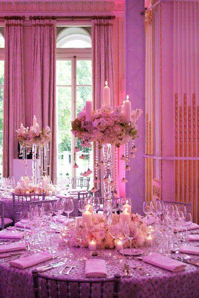 Wedding - Tablescape