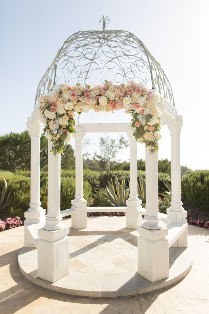 Ceremony Gazebo For The Ceremony 2042452 Weddbook