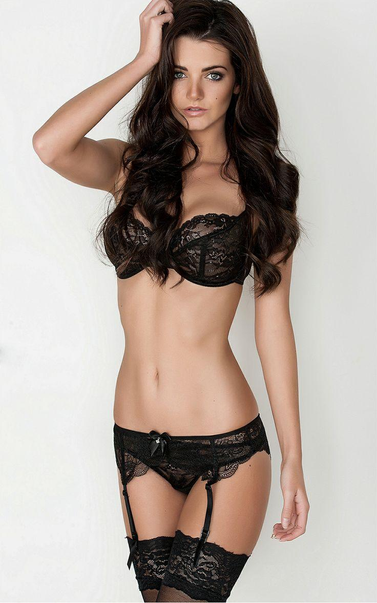 Black Sexy Lingerie 38