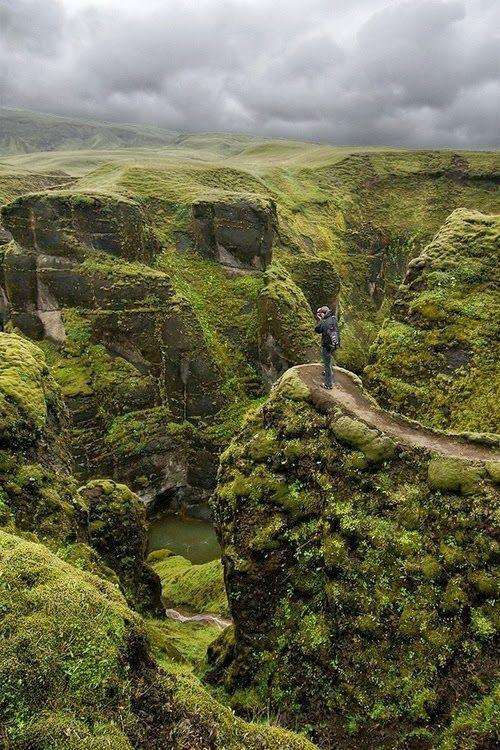 Wedding - Fuji Canyon, Iceland