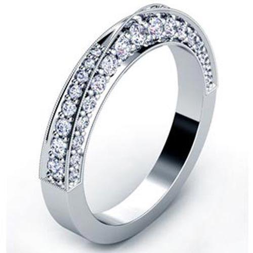 Mariage - Wedding Band pour Femmes de diamant