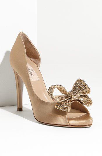 c3f9ac72086 Valentino Couture Schmuck Bow D Orsay Pump  2044243 - Weddbook