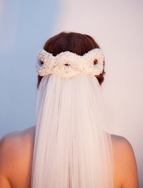 Свадьба - Tocado Де Novia