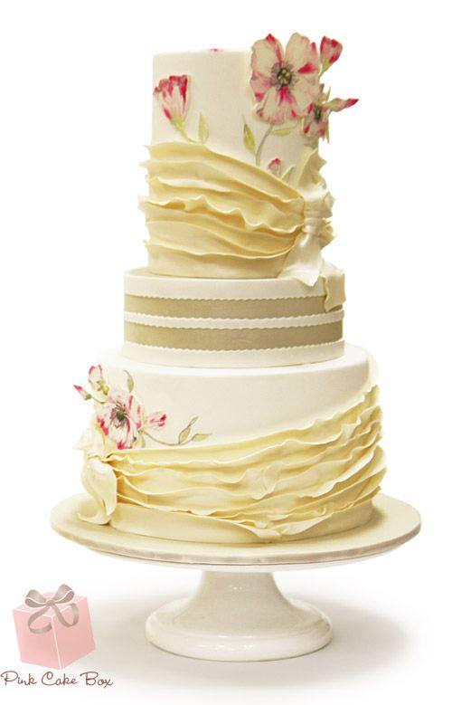 Sparen Vs Splurge Hochzeitstorte Fruhling Hochzeitstorten 2044691