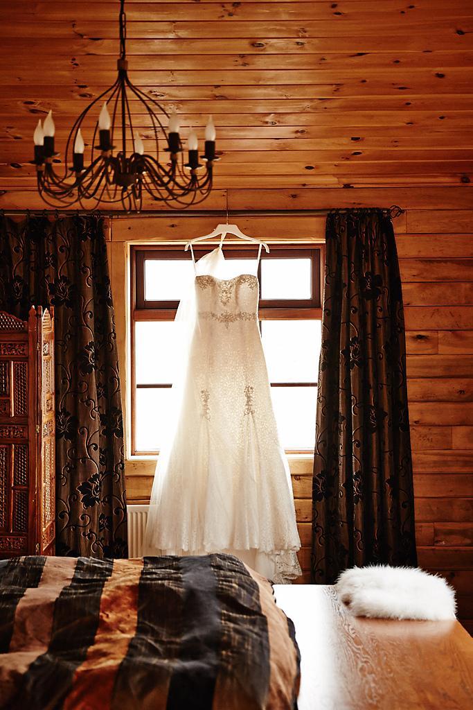 Mariage - La robe