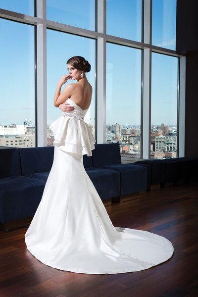 Mariage - Justin Alexander nuptiale