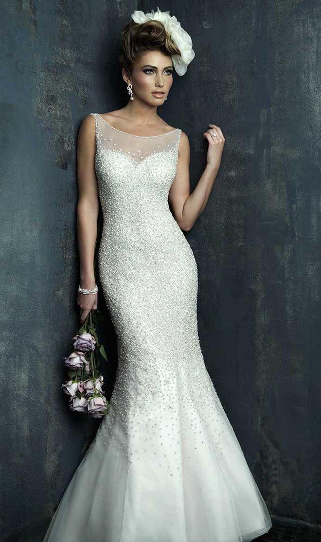 Wedding - 32 Amazing Breathtaking Wedding Dresses