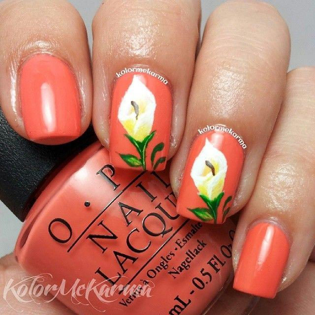 Свадьба - Kolormekarma #ногтей #ногти #nailart