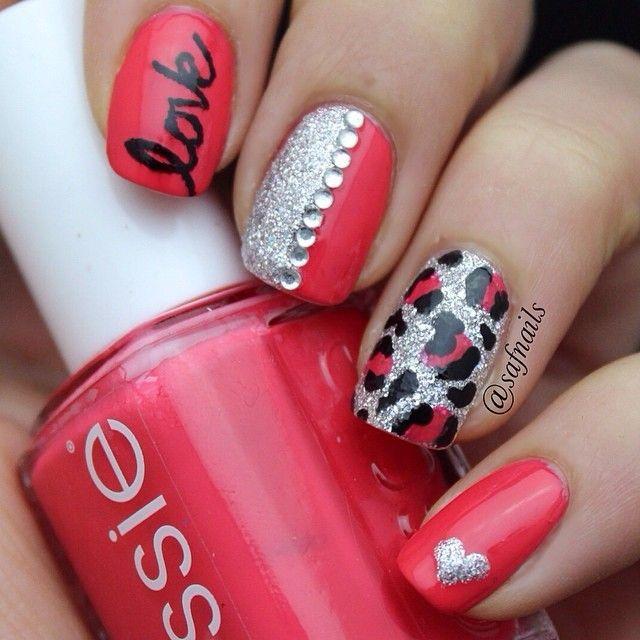 Свадьба - Safnails #ногтей #ногти #nailart