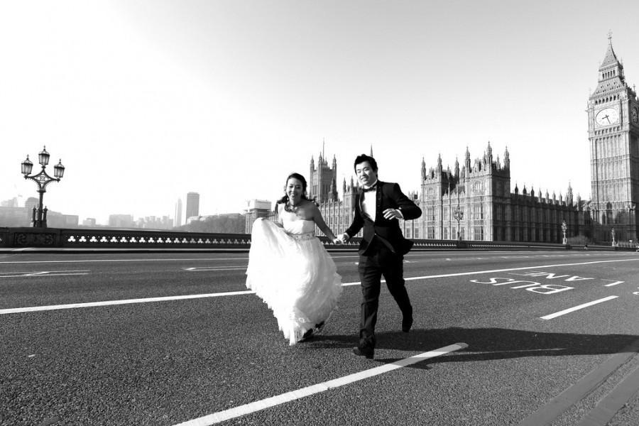 Wedding - The Great Escape