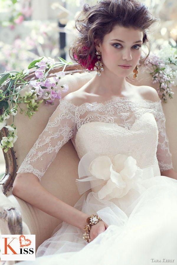 Wedding - Tara Kelly - Stunning Bridal Collection