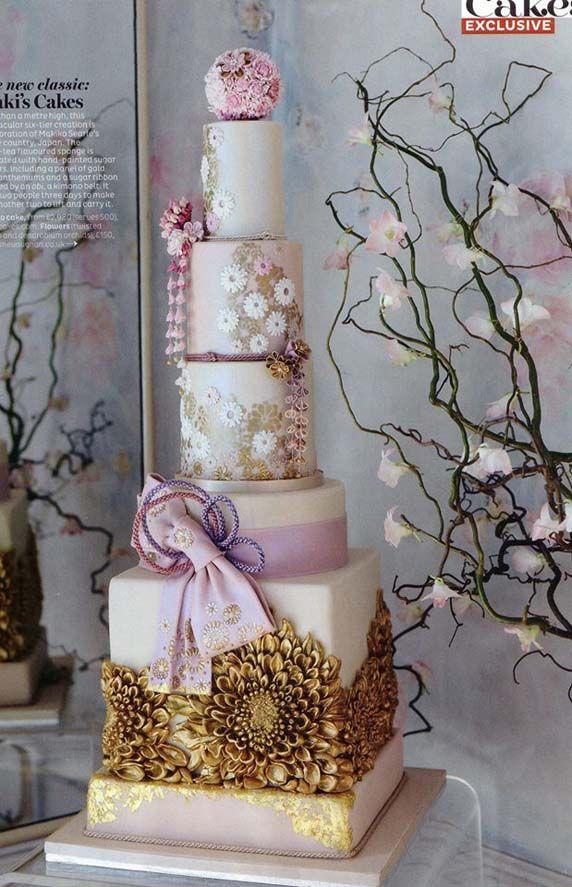 Свадьба - Уникальные свадебные ТОРТЫ