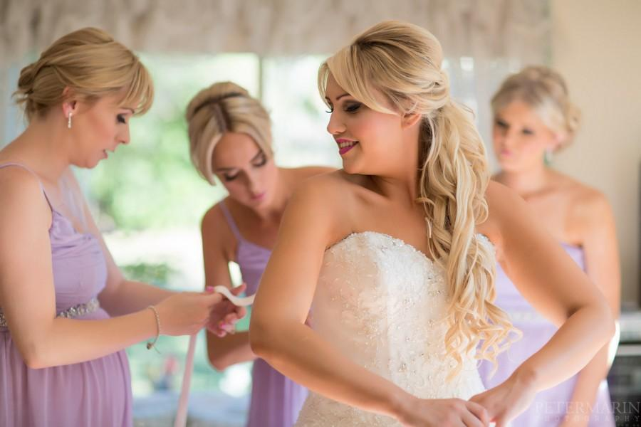 Wedding - Bride, And Her Girls