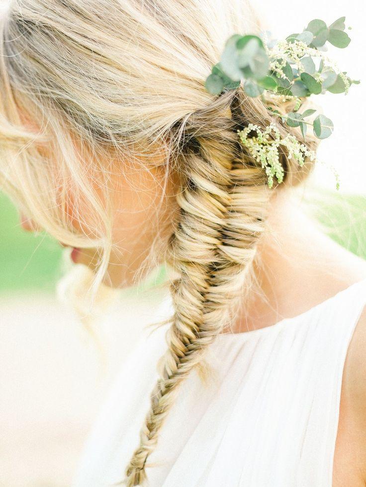 how to make fish braid hairstyle