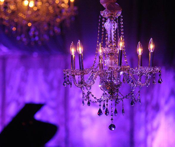 Hochzeit - Kronleuchter