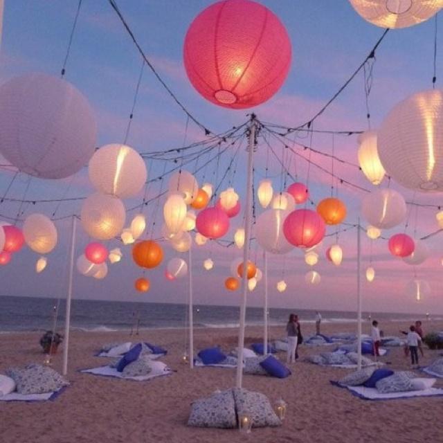 Wedding - Lanterns