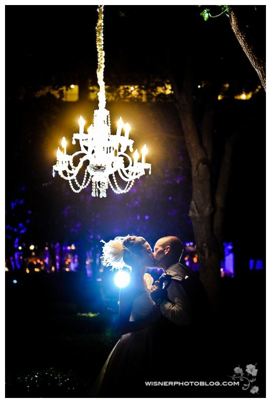 Wedding - Chandelier Wedding