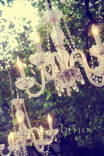 Свадьба - Декор: Свет В Ночи