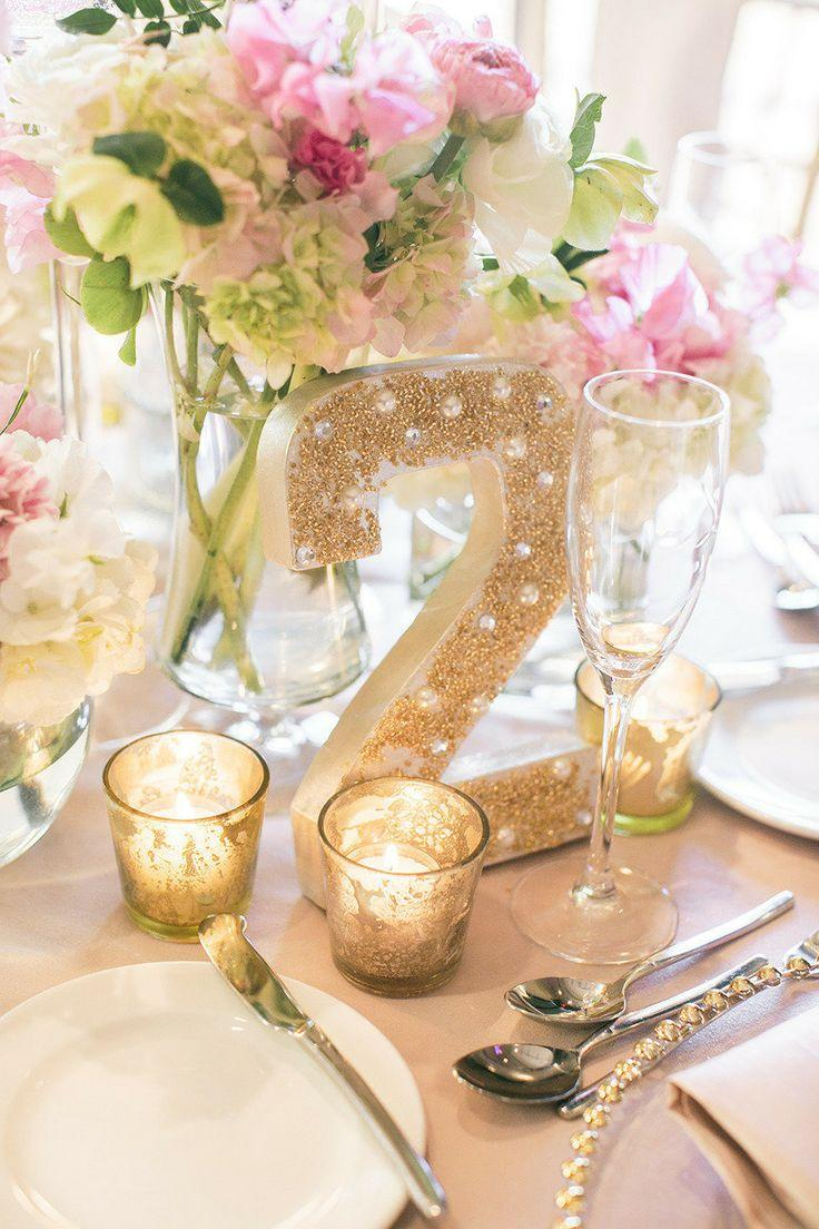 Wedding - (Table Number)