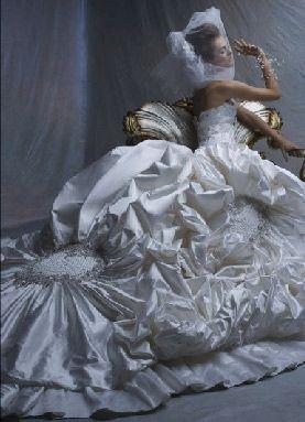 Rock Wedding Melania Trump Wedding Gown 2046919 Weddbook