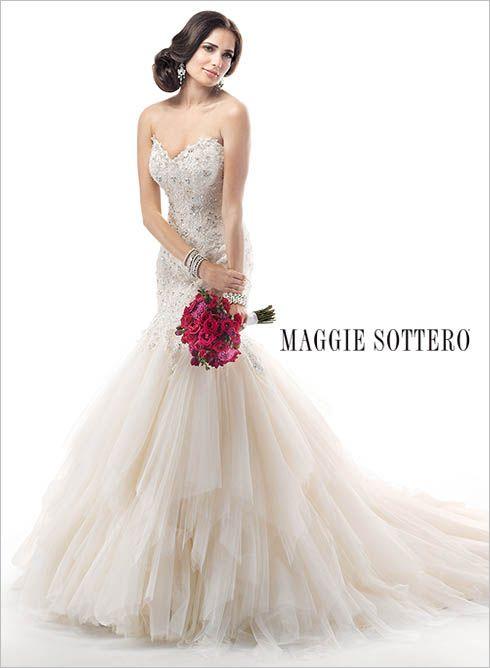 Hochzeit - Liebsten Brautkleid Inspiration