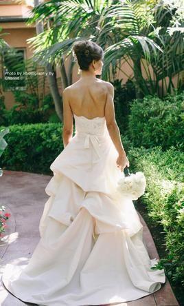 Wedding - Monique Lhuillier Wedding Gowns