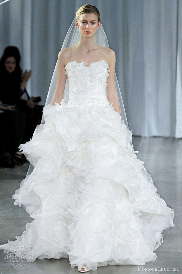 Mariage - Robes de mariée Monique Lhuillier