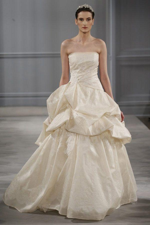 Wedding - 2014 Monique Lhuillier Wedding Dresses Collection - New York Bridal Fashion Week