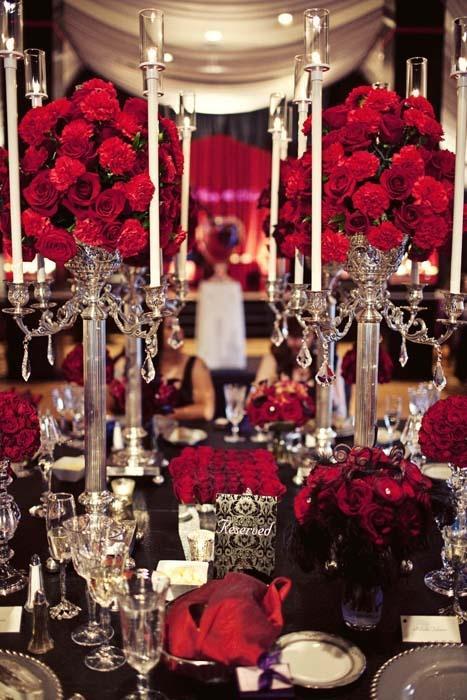 Hochzeit - Event-Decor