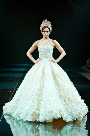 Wedding - Michael Cinco Haute Couture 2013-2014
