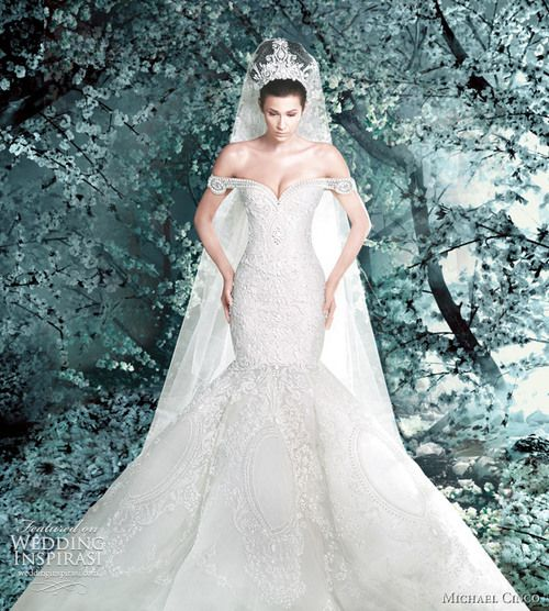 fdd085a3572 Dress - Michael Cinco Wedding Dresses  2047160 - Weddbook