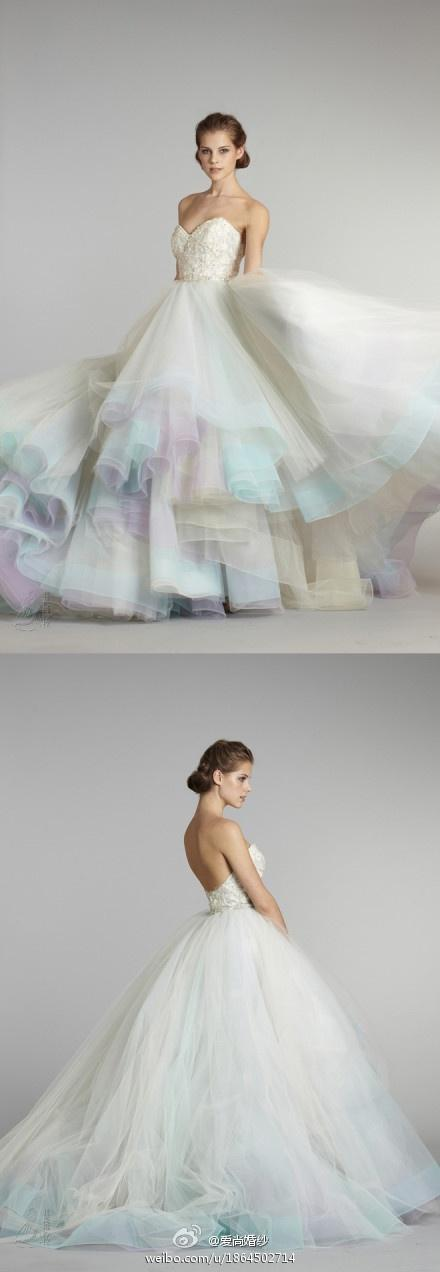 Wedding - Lazaro Wedding Gowns