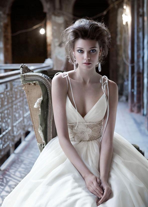 Dress - Lazaro Wedding Gowns #2047174 - Weddbook