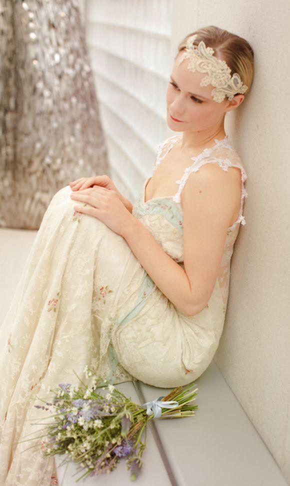 Wedding - Claire Pettibone Wedding Dresses