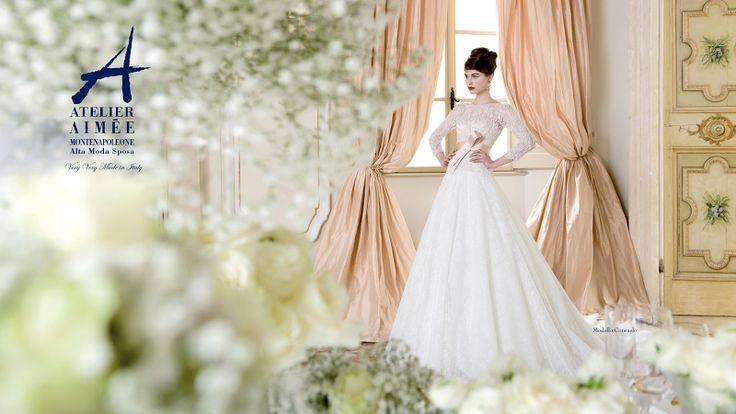 Свадьба - Abito Да Sposa Ателье Aimée