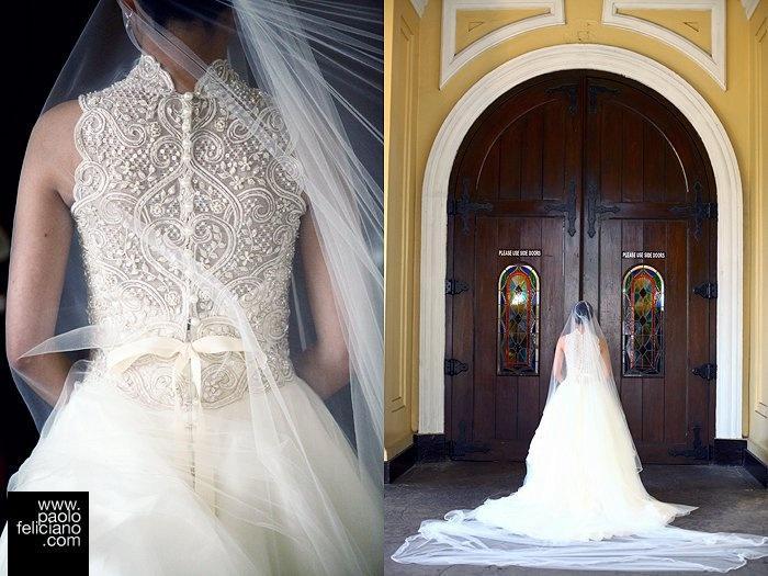 Dress - The Veluz Bride #2047323 - Weddbook