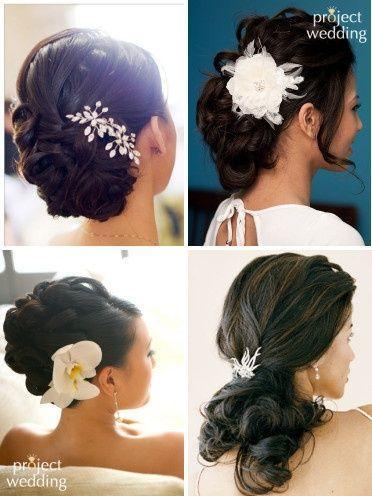 Hochzeit - Asiatische Haar O.o