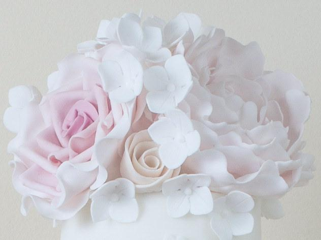 Свадьба - Закройте Цветы