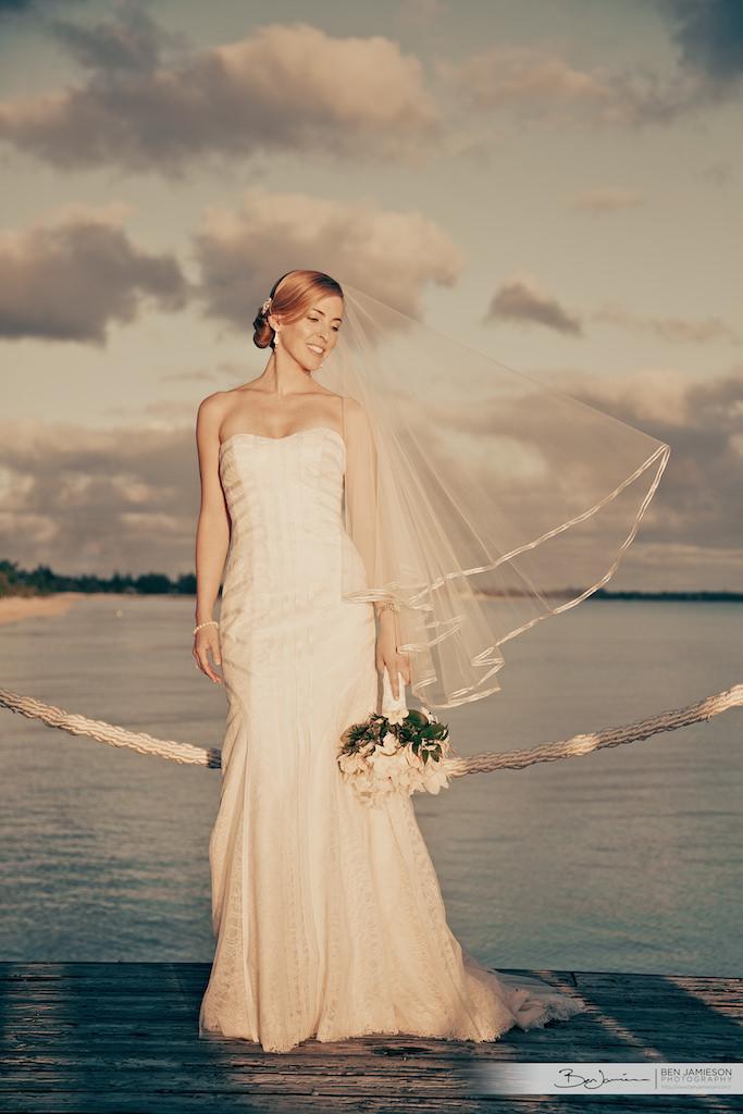 Свадьба - Невеста. Портрет.